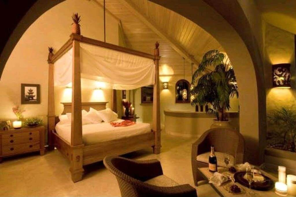 Luxurious Master Suite with Private Balcony and Sweeping Views