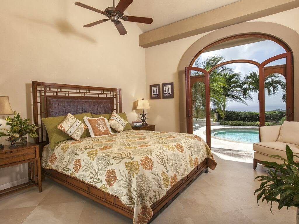 A Lovely Way to Relax in this New Second Guest Bedroom