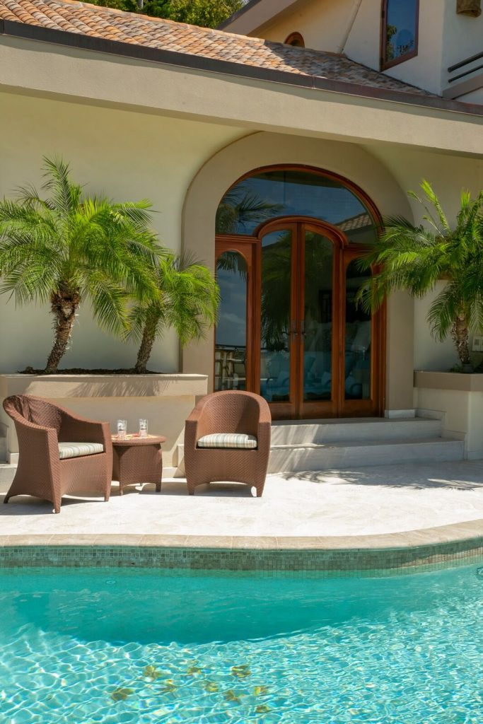 Relax Poolside At Isla Vista, Your Luxury Home For Rent On St. John