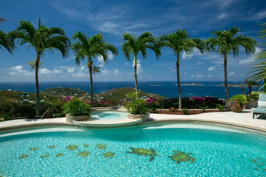 Your Stunning Vacation Home In St. John, Isla Vista