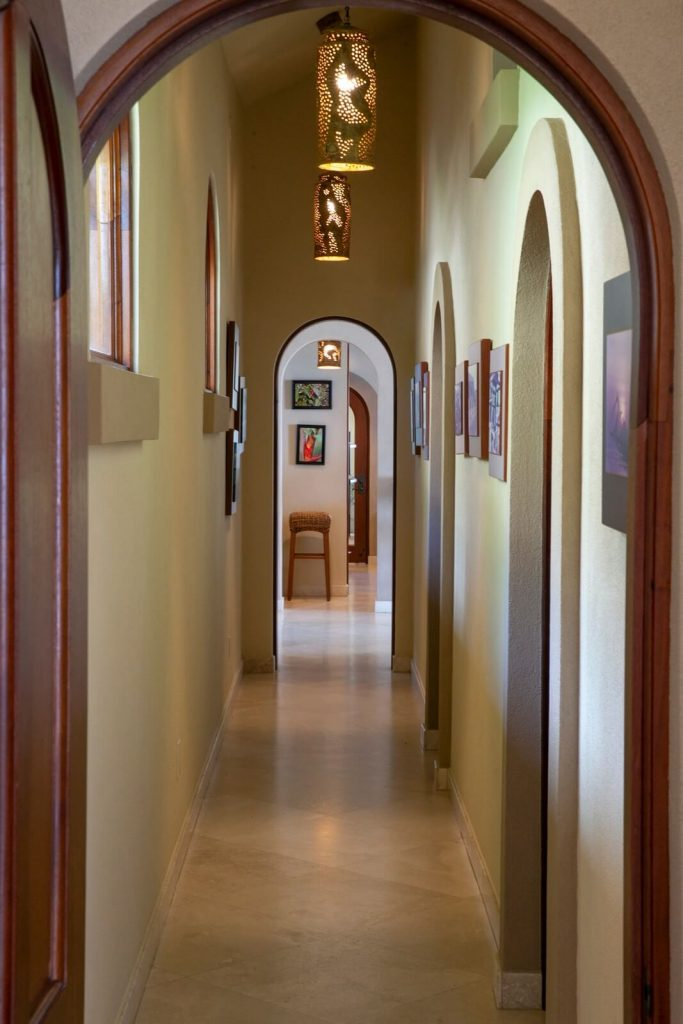 Down The Hallway At Isla Vista, Your Vacation Home On St. John