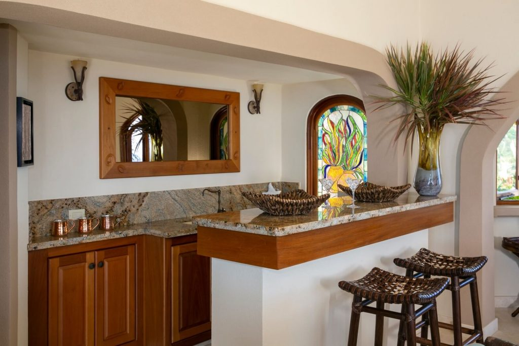 The Wet Bar At Isla Vista, Your Home For Rent On St. John