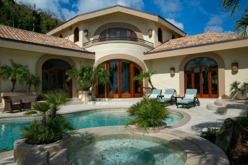 Relax Poolside At Isla Vista, Your Vacation Home On St. John