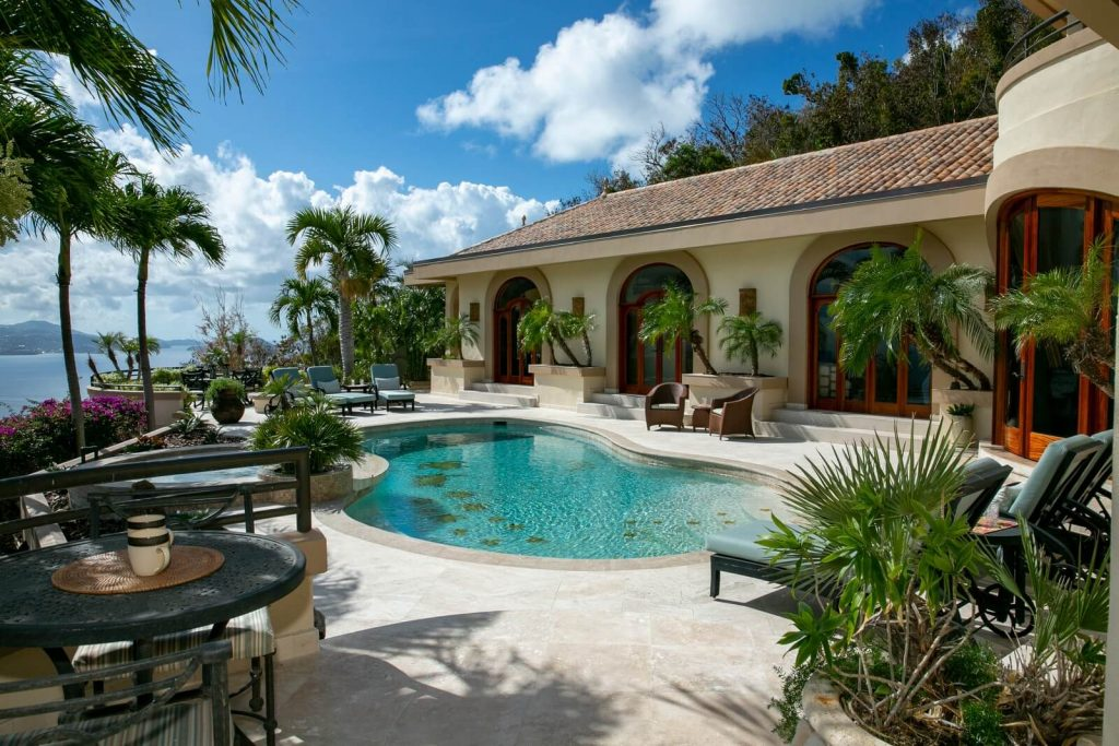 Enjoy Stunning Views At Isla Vista, Your Vacation Home On St. John