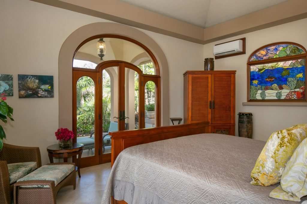 A Bedroom At Isla Vista, Your Luxury Home For Rent On St. John