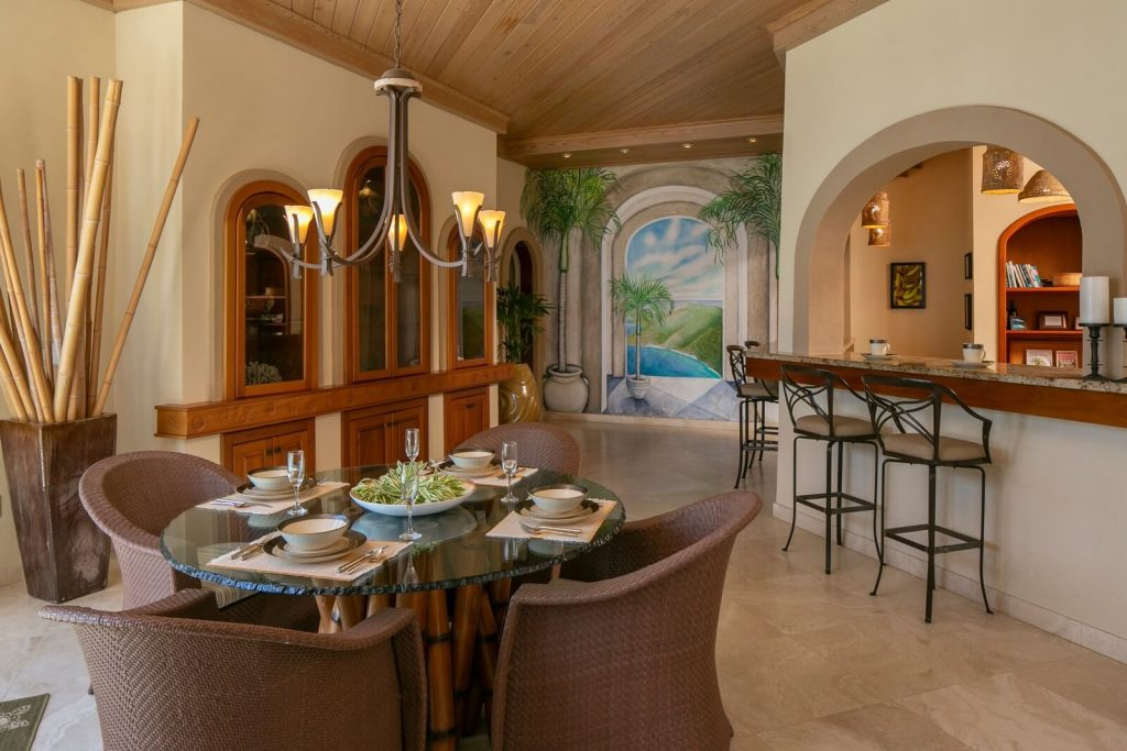 Enjoy Upscale Entertaining In The Dining Room At Isla Vista