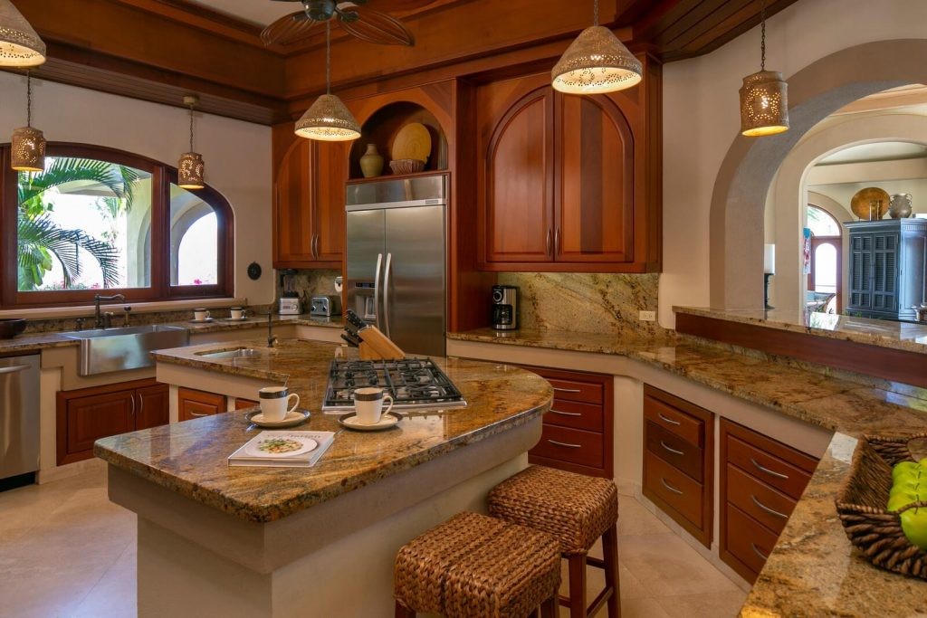 Masterfully Designed Custom Kitchen with Everything You Need